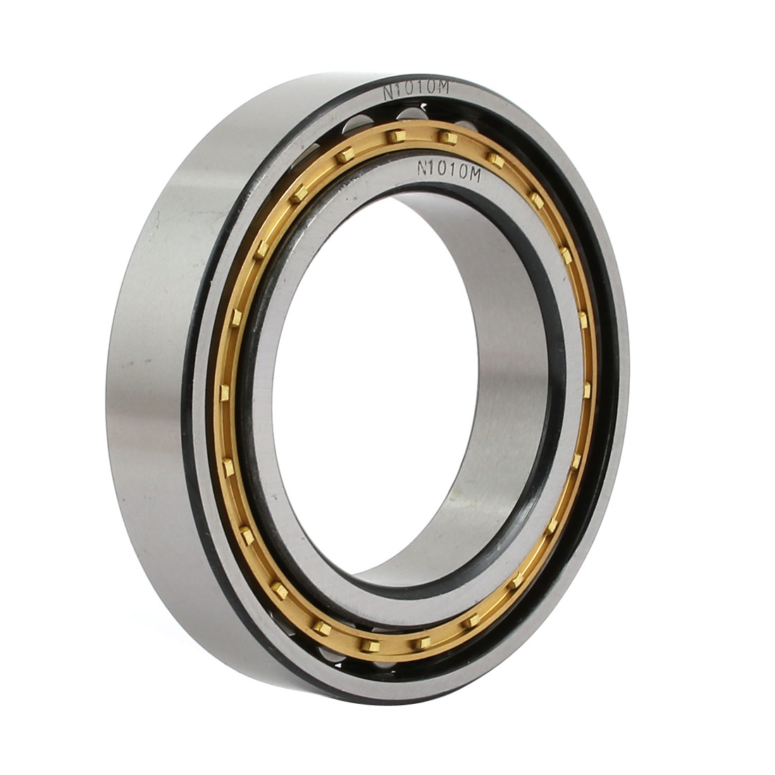 N1010M 80mmx50mmx16mm Single Row Cylindrical Roller Bearing