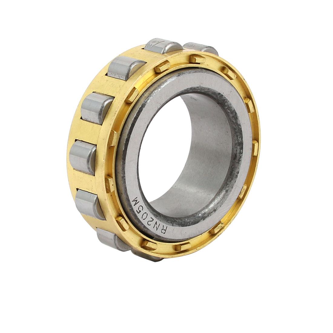 RN205EM 45mmx25mmx15mm Single Row Cylindrical Roller Bearing