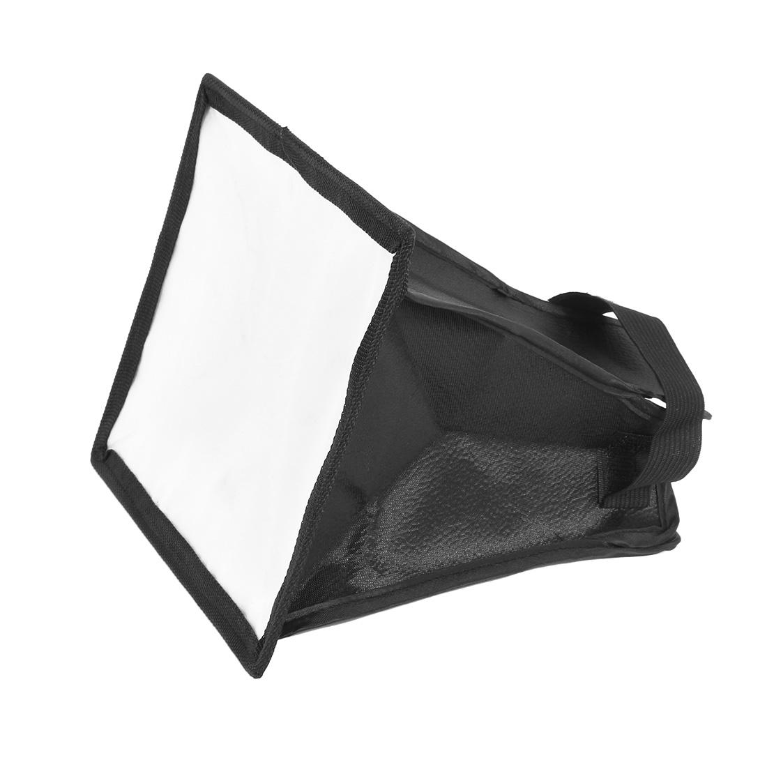 15cm x 20cm Universal Foldable Flash Light Diffuser Soft Box for DSLR Camera