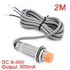 LJC18A3-B-Z/AY 1-10mm Capacitance Proximity Sensor Switch PNP NC DC 6-36V 300mA