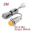 LJC24A3-T-Z/BX 1-20mm Capacitance Proximity Sensor Switch NPN NO DC 6-36V 300mA