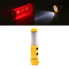 Window Emergency Safety Hammer Car Seat Belt Cutter Breaker w White Red Light