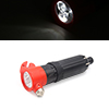 Emergency Safety Hammer 4 White LED Seat Belt Cutter Screwdriver Tool for Car