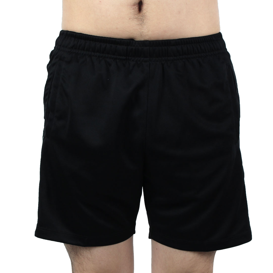Outdoor Athletic Basketball Pocket Breathable Pantie Men Sports Shorts Black W32