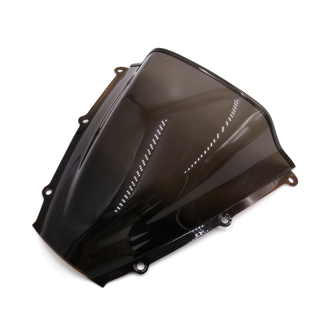 Tea Black ABS Motorcycle Front Windshield Windscreen for HONDA CBR600RR F5 03-04