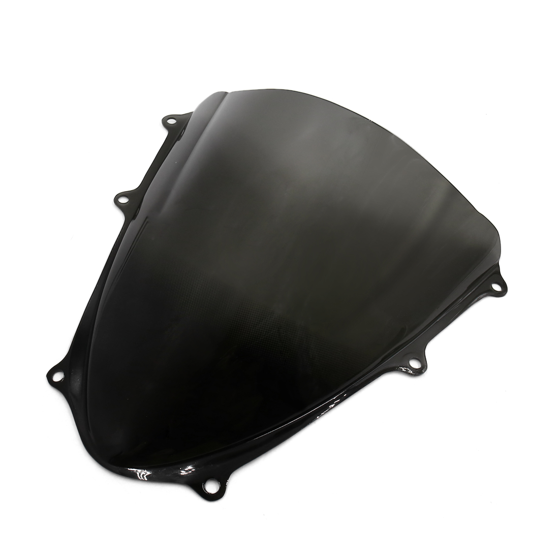 Black Plastic Motorcycle Front Windshield Windscreen for Gsxr1000 09-10-11-13