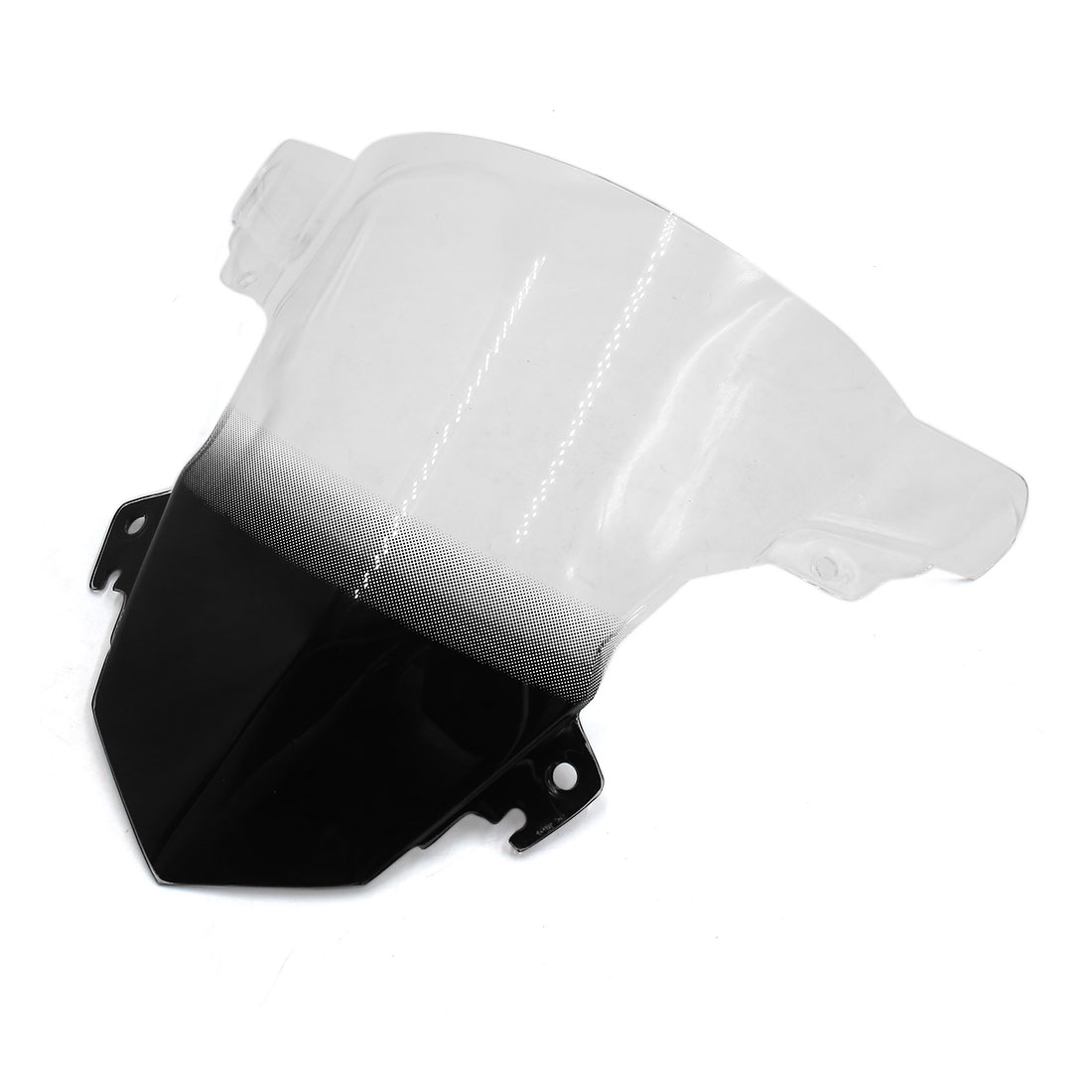 Clear Black ABS Motorcycle Front Windshield Windscreen for BMW HP4 S1000RR15-16