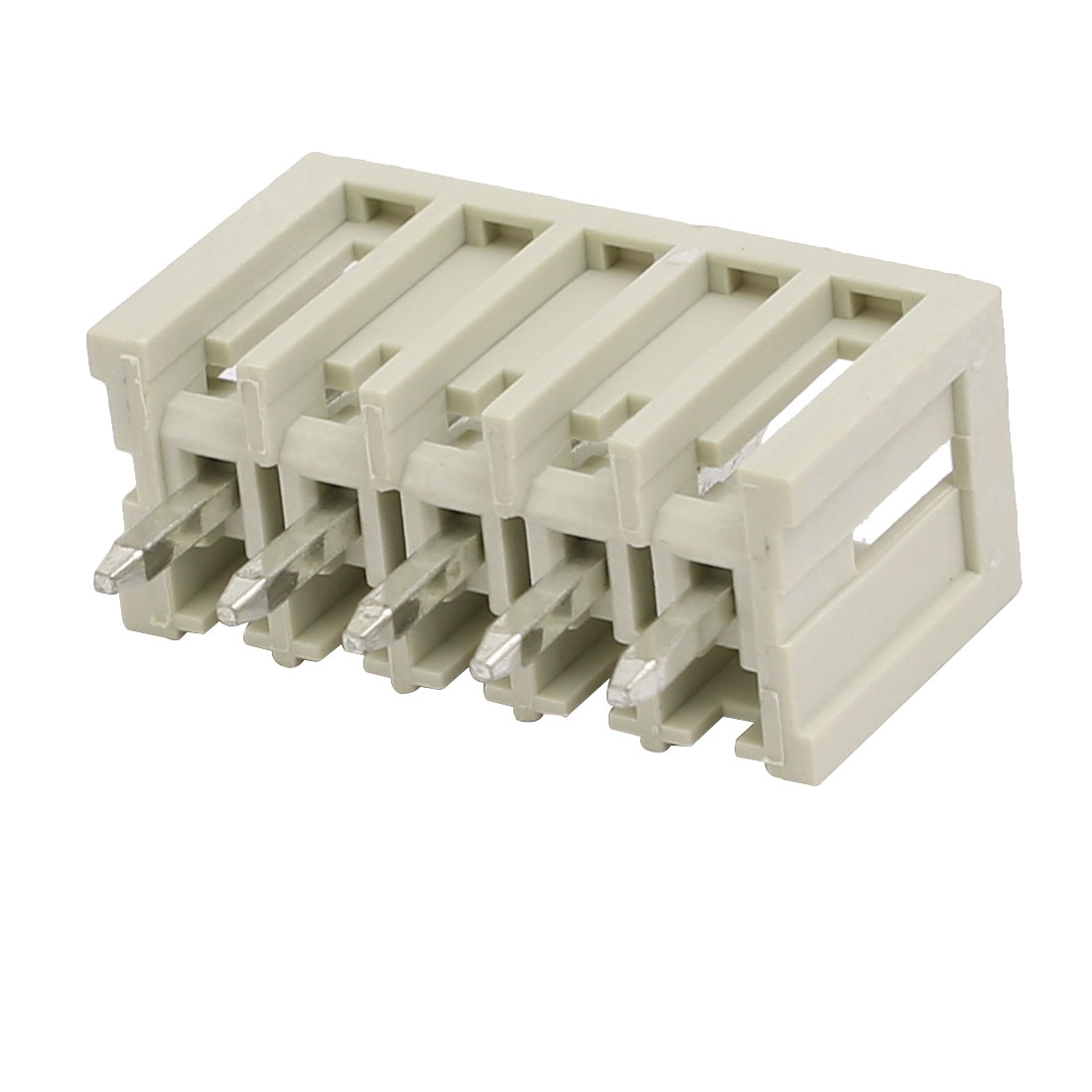 5 Pole PCB 3.5mm Pitch Straight Pin Box Header MCS Connector