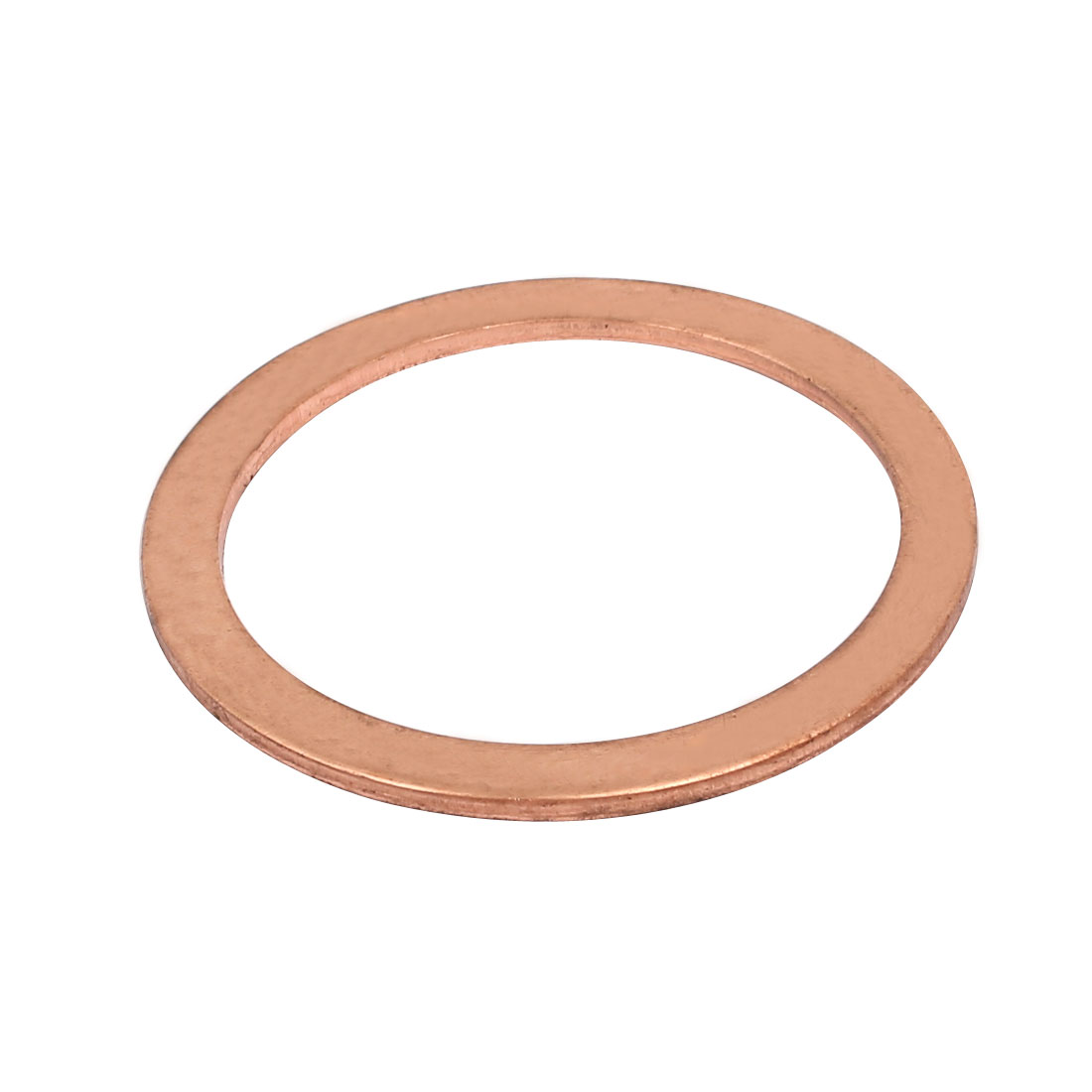 42mmx52mmx2mm Copper Flat Ring Sealing Crush Washer Gasket