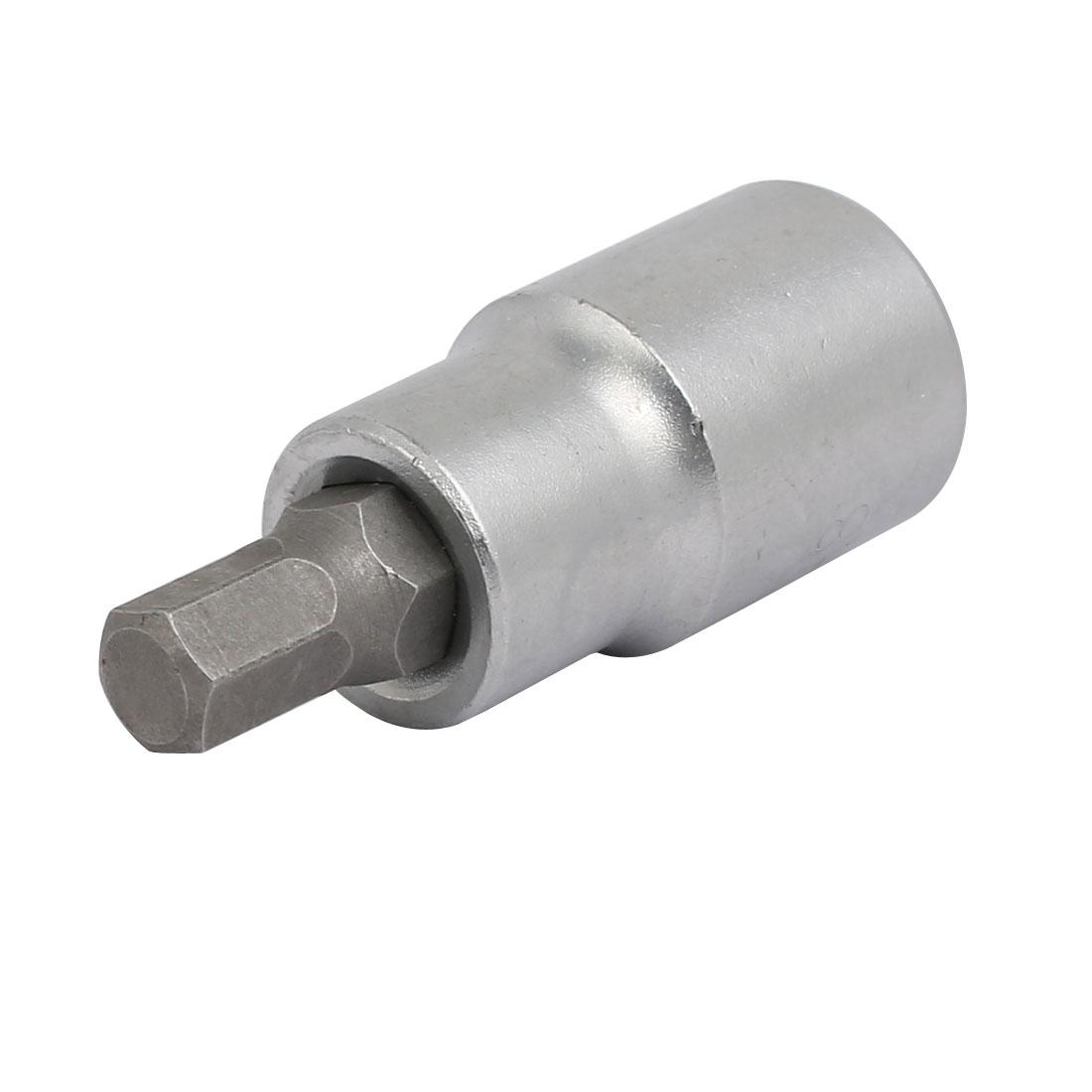H8 Hex Head 54mm Long 1/2-inch Square Drive Cr-V Impact Socket