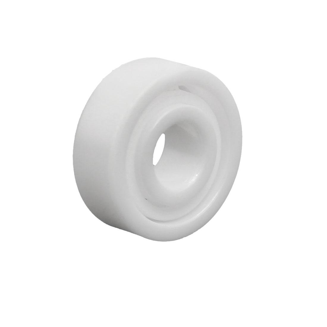 5mmx14mmx5mm Full Ceramic Zirconia Oxide Ball Bearing 605