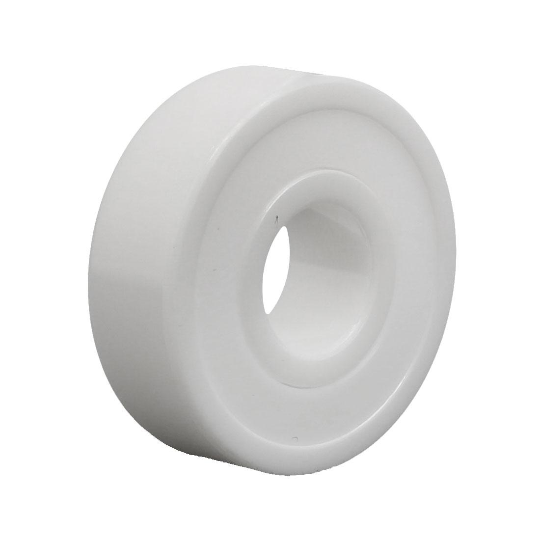 8mmx22mmx7mm Double Side Sealed Full Ceramic Zirconia Oxide Ball Bearing 608