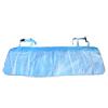 Auto Car Seat Back Trunk Mesh Organizer Multi-Pocket Travel Hanging Storage Compartments Bag Holder Blue