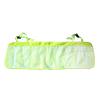 Auto Car Seat Back Trunk Mesh Organizer Multi-Pocket Travel Hanging Storage Compartments Bag Holder Green