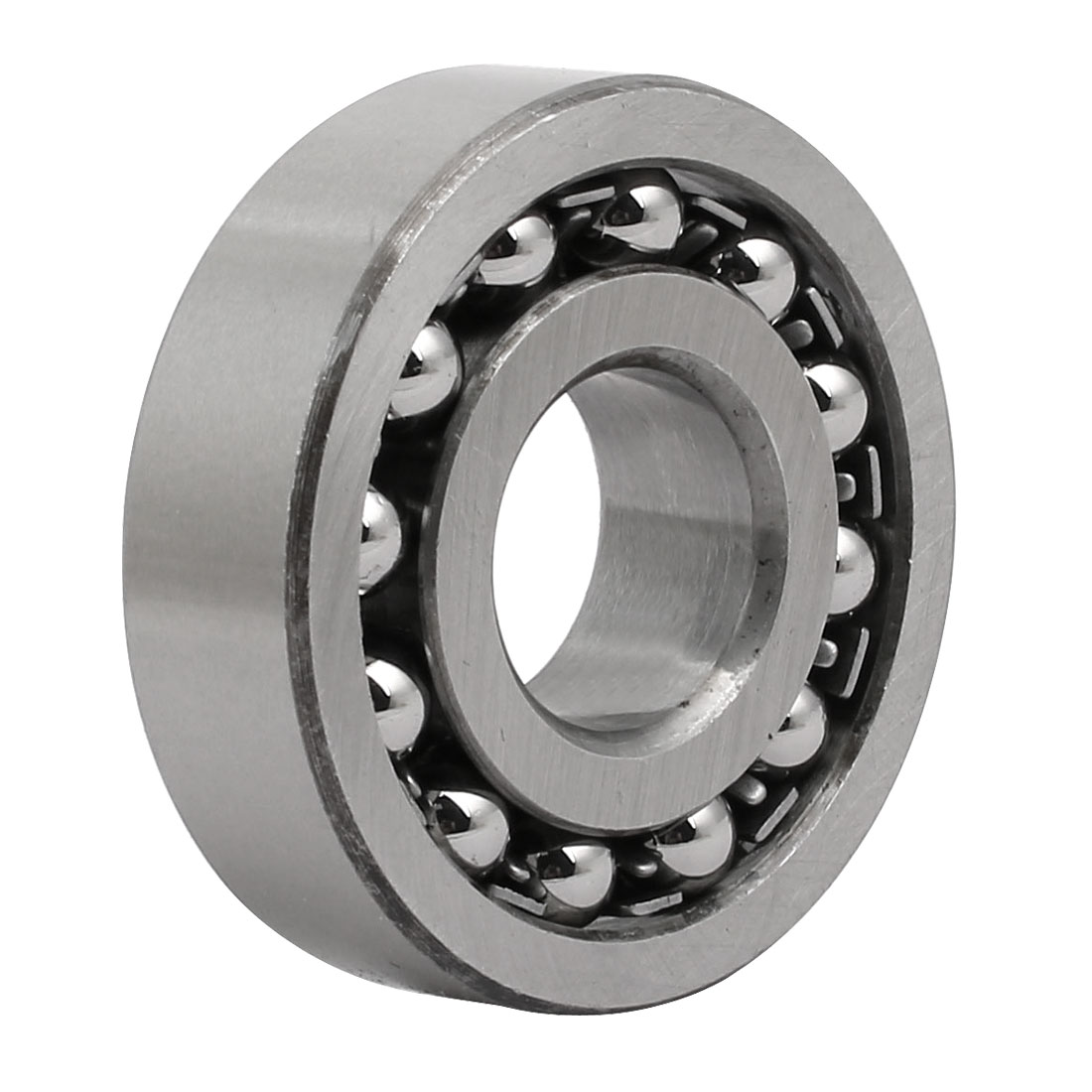 20mm Inner Dia 52mm OD 15mm Thickness Self Aligning Ball Bearing 1304
