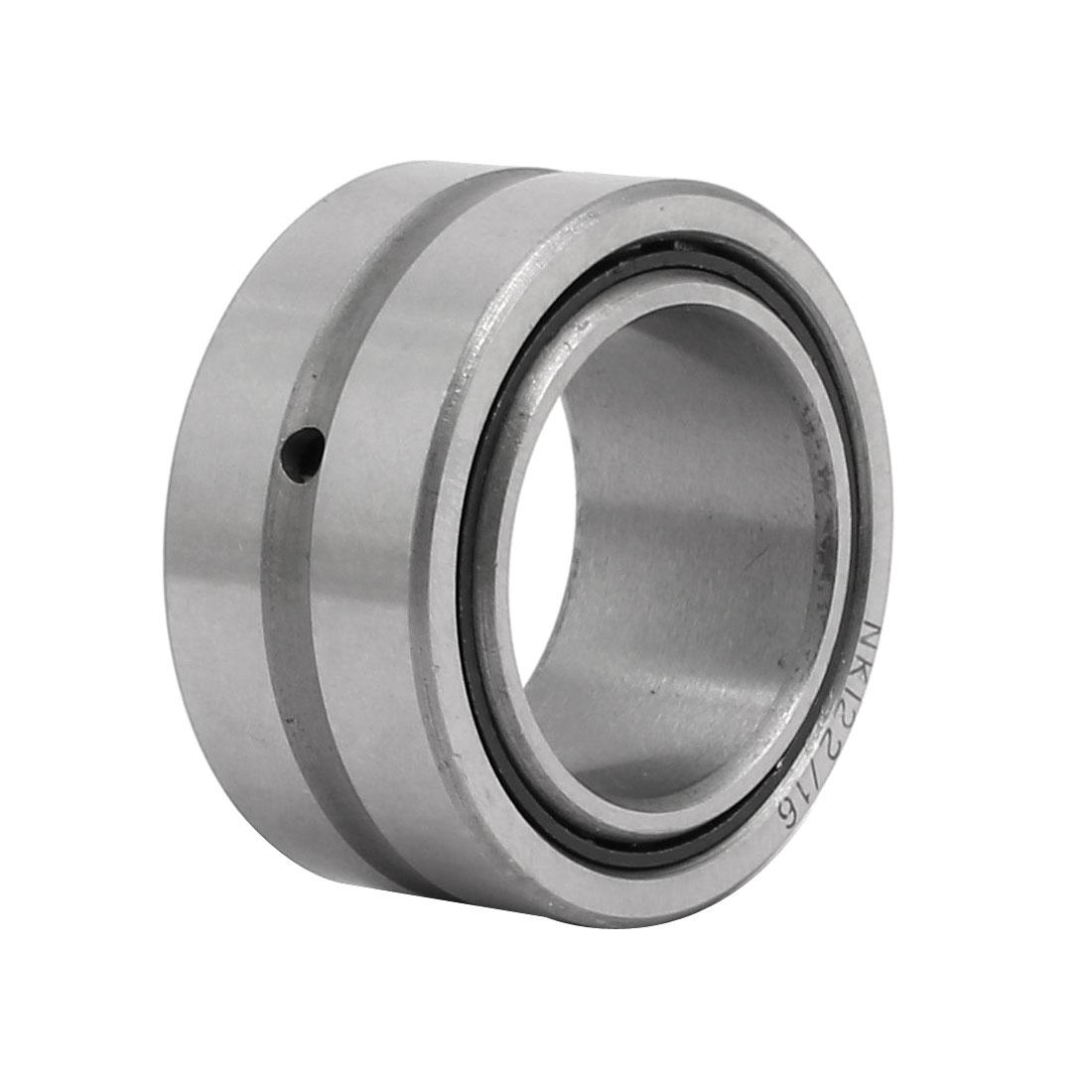 NKI22/16 22mmx34mmx16mm Inner Ring Needle Roller Bearing Silver Tone