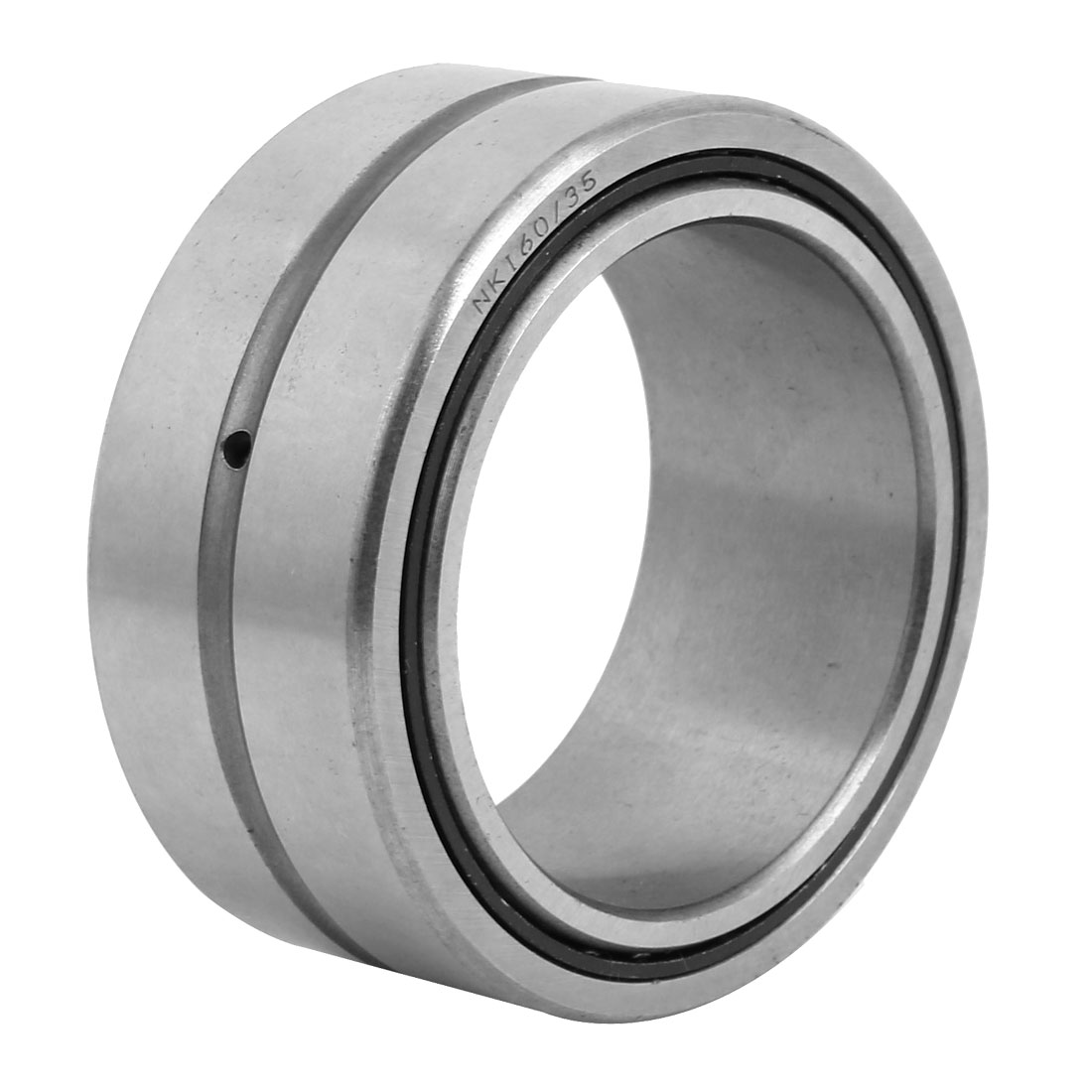 NKI60/35 60mmx82mmx35mm Inner Ring Needle Roller Bearing Silver Tone