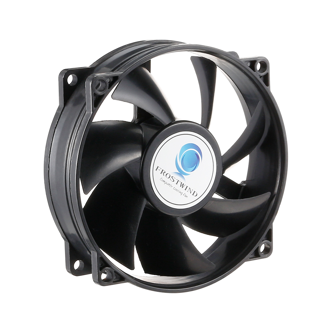 92mm Case Fan CPU Cooler 92 mm Computer Cooling Fan with 4-Pin Connector