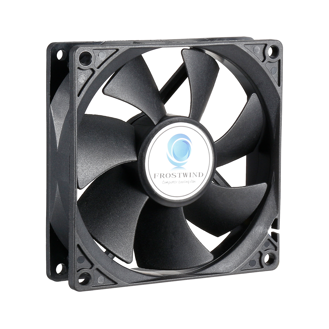 92mm Standard Case Fan CPU Cooler 92 mm PWM Cooling Fan with 4-Pin Connector
