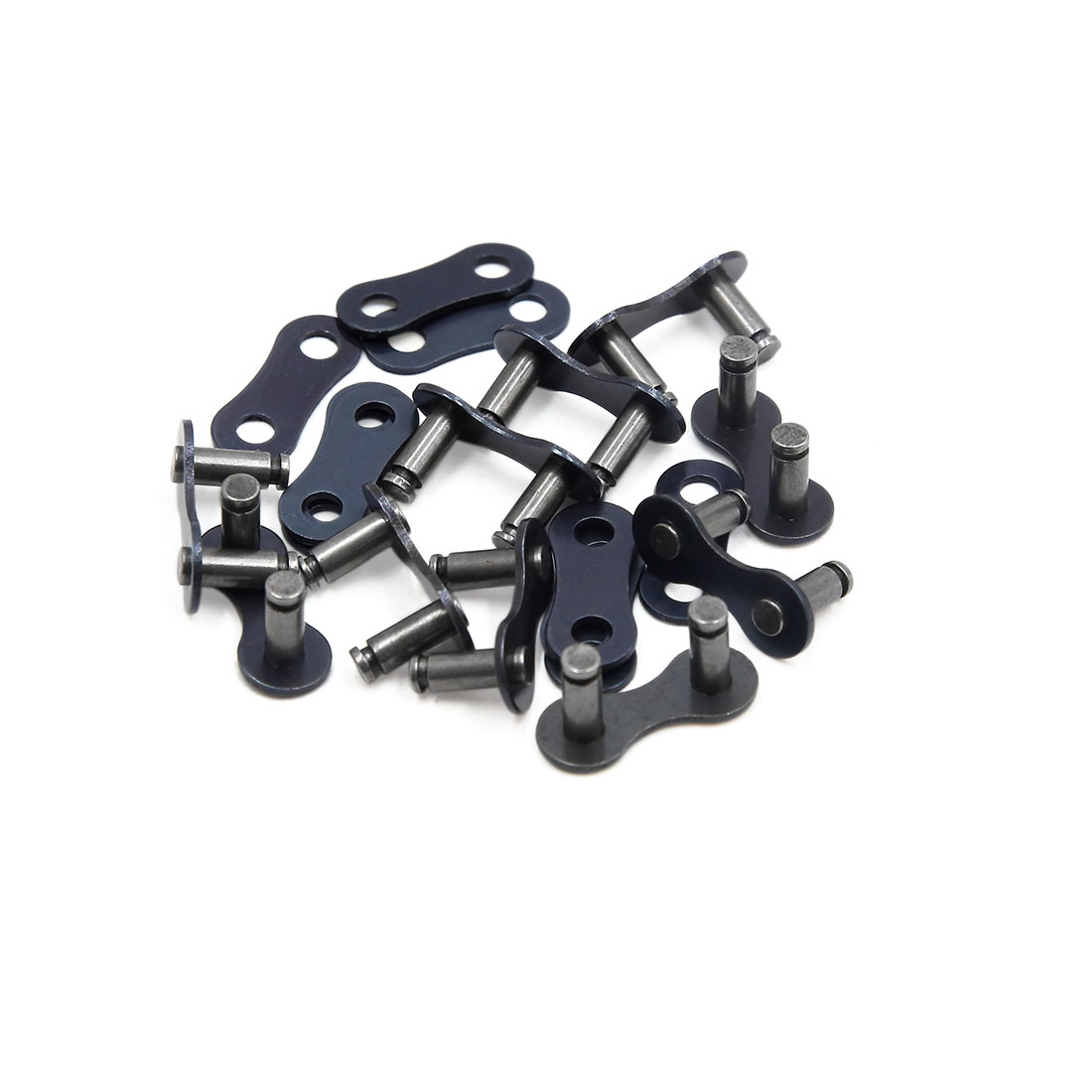 10pcs Metal Chain Master Link Joint Clips Connectors for MTB Bike Bicycle