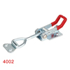 Pull Button Quick-Release Triangle Lever Latch Type Toggle Clamp 220 lbs Capacity 4002