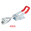 Pull Button Quick-Release Triangle Lever Latch Type Toggle Clamp 220 lbs Capacity 4003