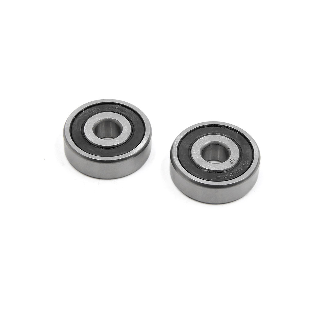 2pcs 6300-2RS Scooter Motorcycle Sealed Deep Groove Ball Bearing 35 x 10 x 11mm