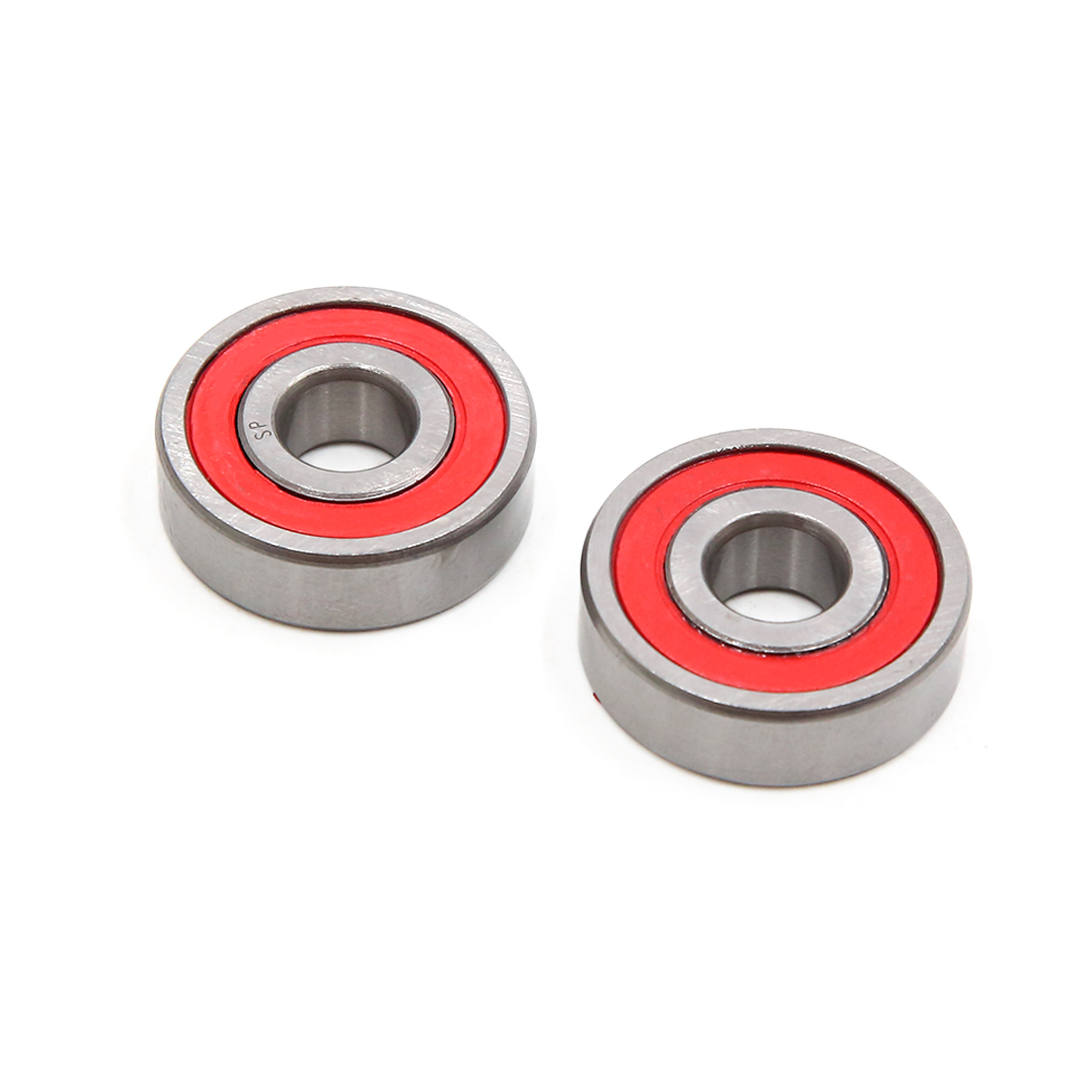 2pcs 6200-2RS Scooter Motorcycle Sealed Deep Groove Ball Bearing 30 x 10 x 9mm