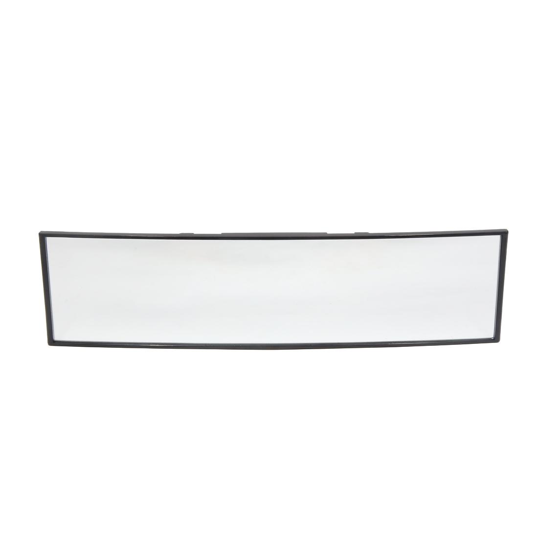 280mm Black Adjustable Curve Interior Wide Rear View Mirror for Auto Car