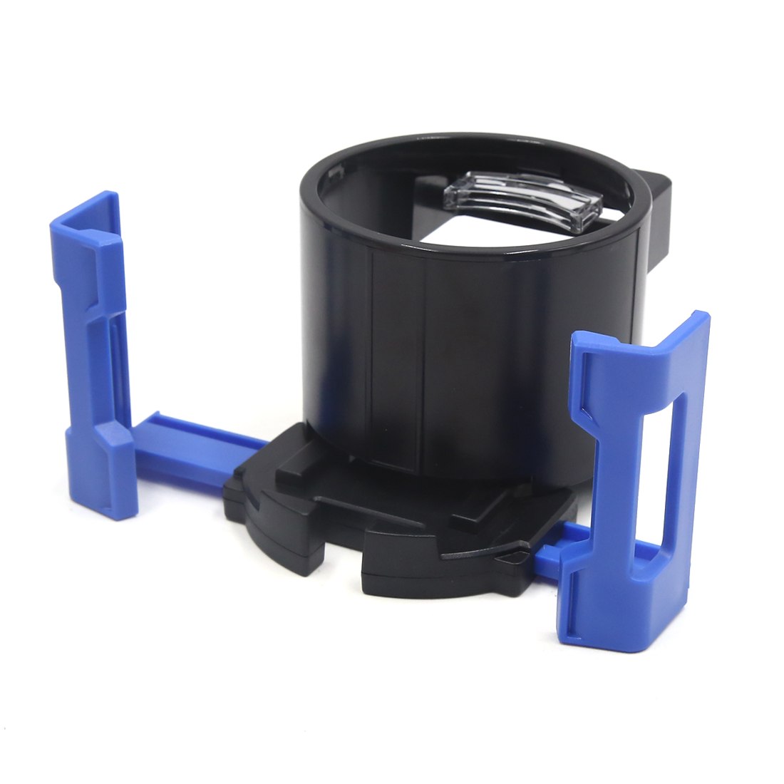 Blue Black Car Air Outlet Multi-function Cup Holder Drink Bottle Stand Mount