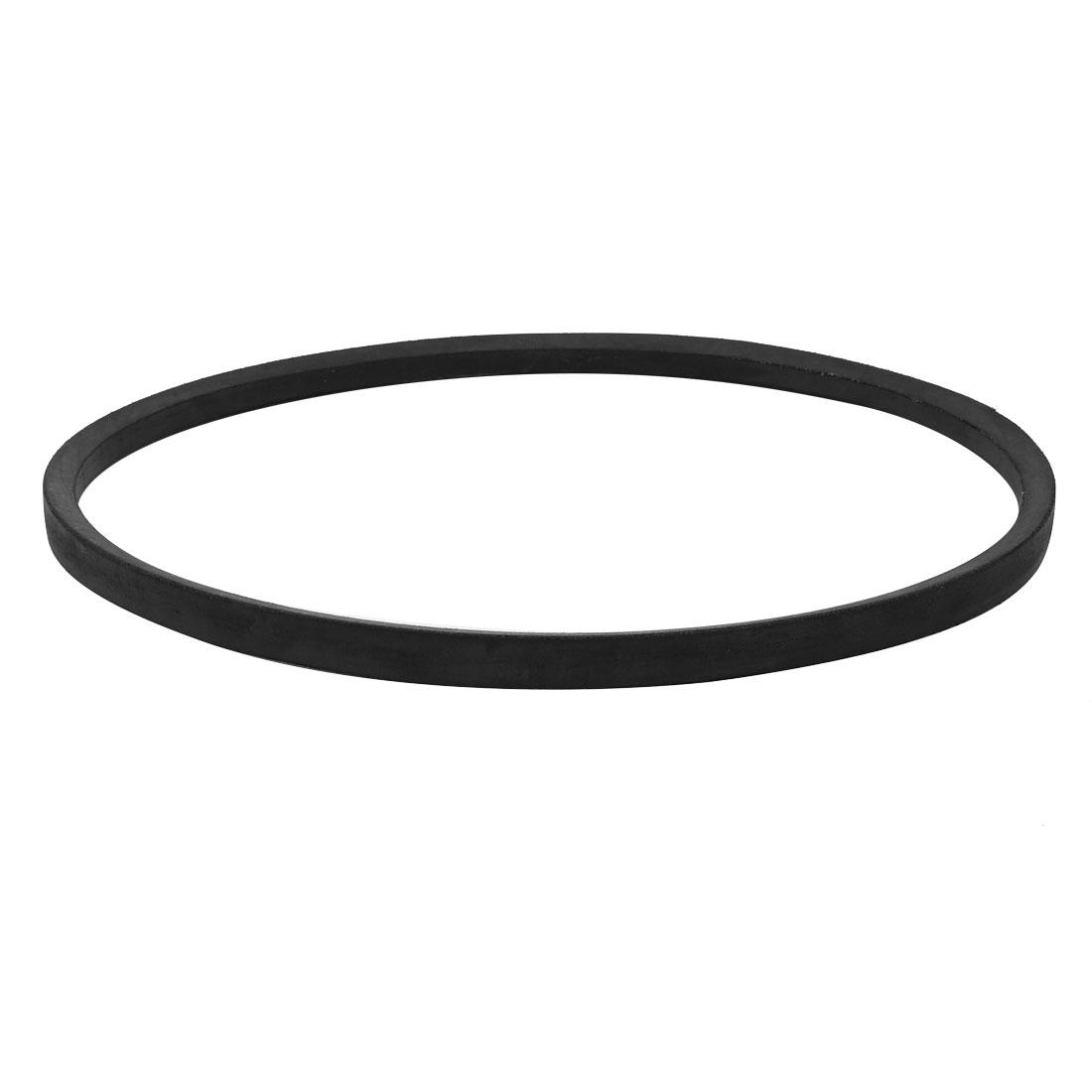 B889 17mm Width 11mm Thickness Rubber Transmission Drive V-Belt