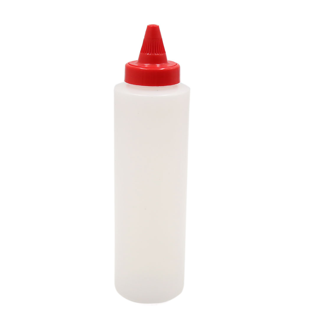300ML Red Auto Car Vehicle Care Polish Wax Bottle Dispenser Can Pots