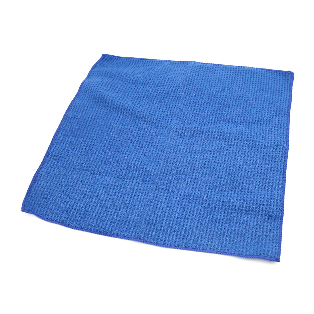 Blue Soft Home Auto Car Care Dry Washing Polishing Duster Cloth Towels