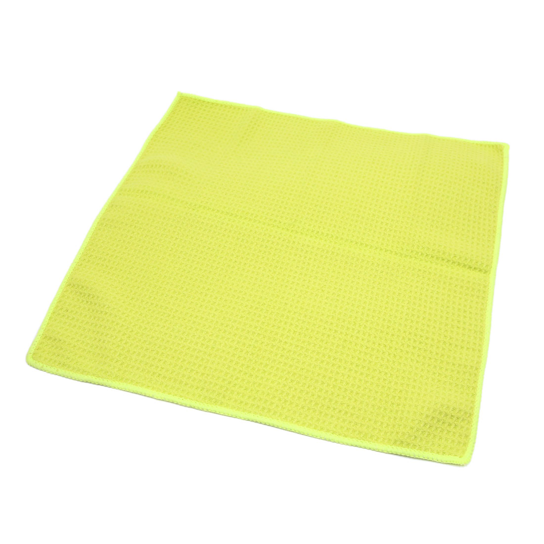 Light Green Soft Home Auto Car Care Dry Washing Polishing Duster Cloth Towels