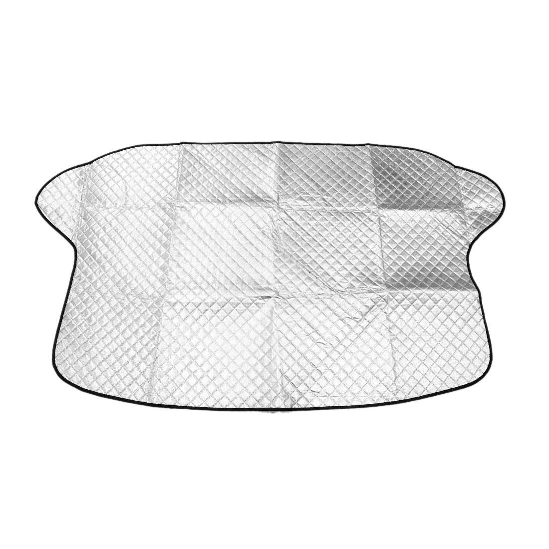 Foldable Car Auto Sun Visor Front Rear Window Snow Shield Shade Cover Block