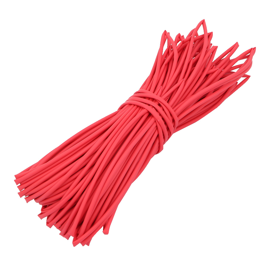 Heat Shrinkable Tube Wire Cable Sleeve 30 Meters Long 2mm Inner Dia Red