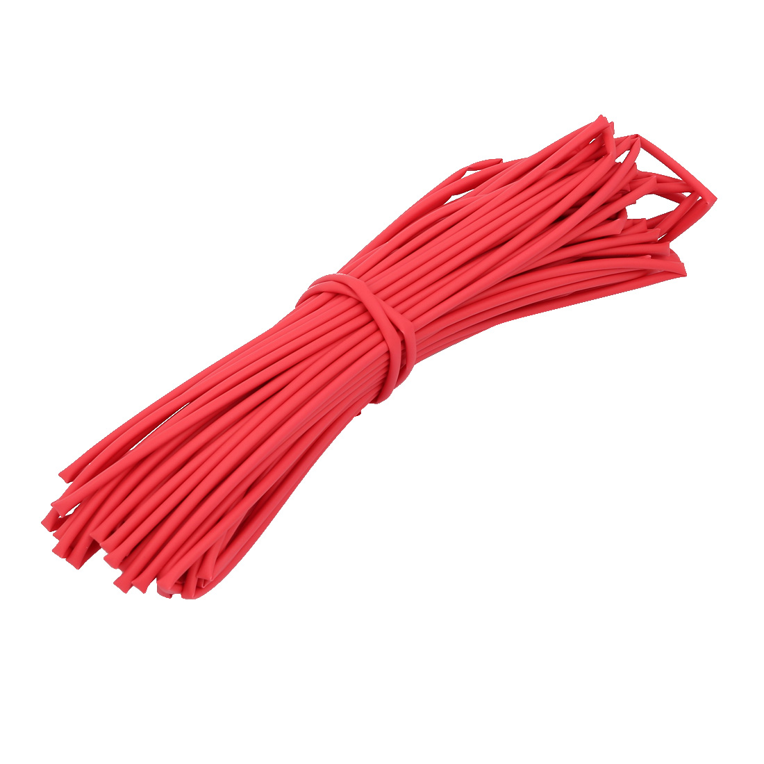 Heat Shrinkable Tube Wire Cable Sleeve 15 Meters Length 1.5mm Inner Dia Red