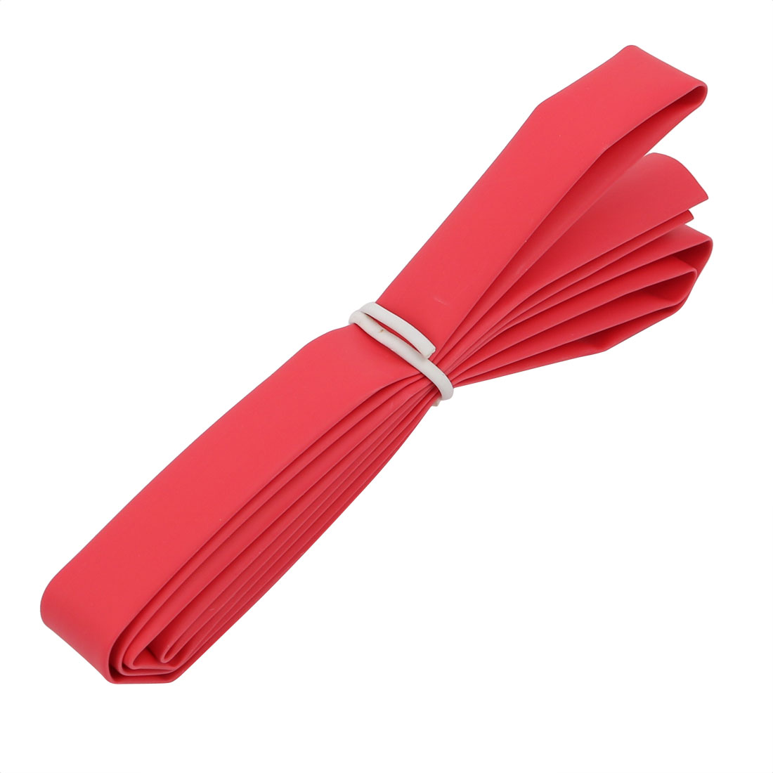 3.3Ft Length 8mm Inner Dia Insulated Heat Shrink Tube Sleeve Wire Wrap Red