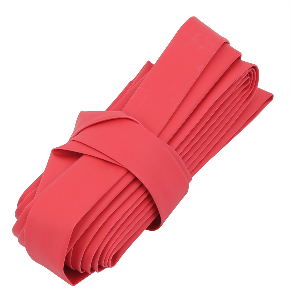16.4Ft Length 12mm Inner Dia Insulated Heat Shrink Tube Sleeve Wire Wrap Red