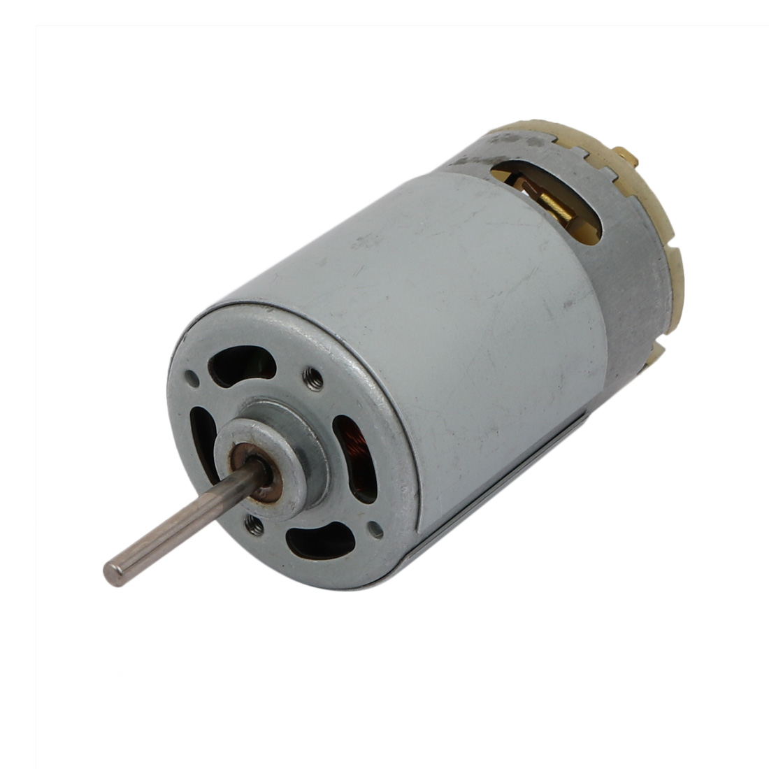 RS555PC DC24V 4800RPM 3.2mm Dia Shaft Brushed DC Motor for DIY Electric Projects