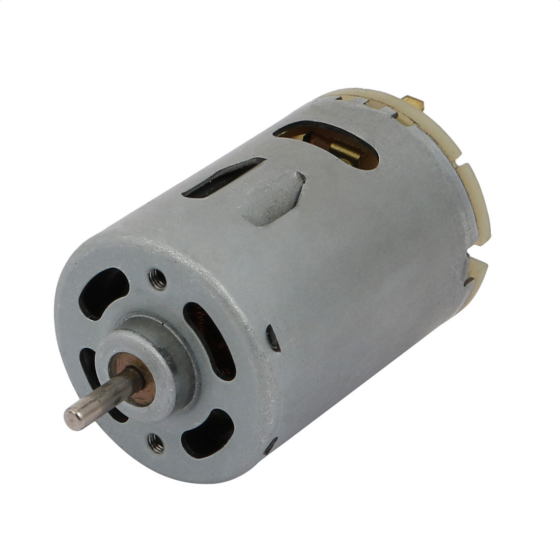 RS-545P DC24V 6000RPM 3.3mm Dia Shaft Brushed DC Electric Motor for RC Model Toy