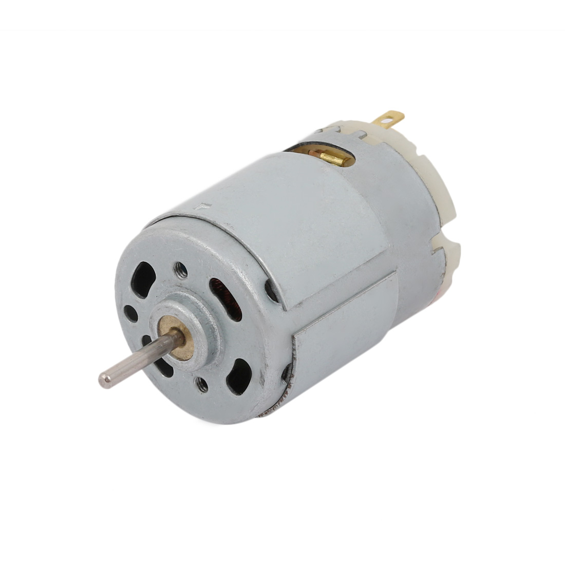 DC 36V 36000RPM Cylinder Magnetic Electric Micro DC Motor R380 for RC Model