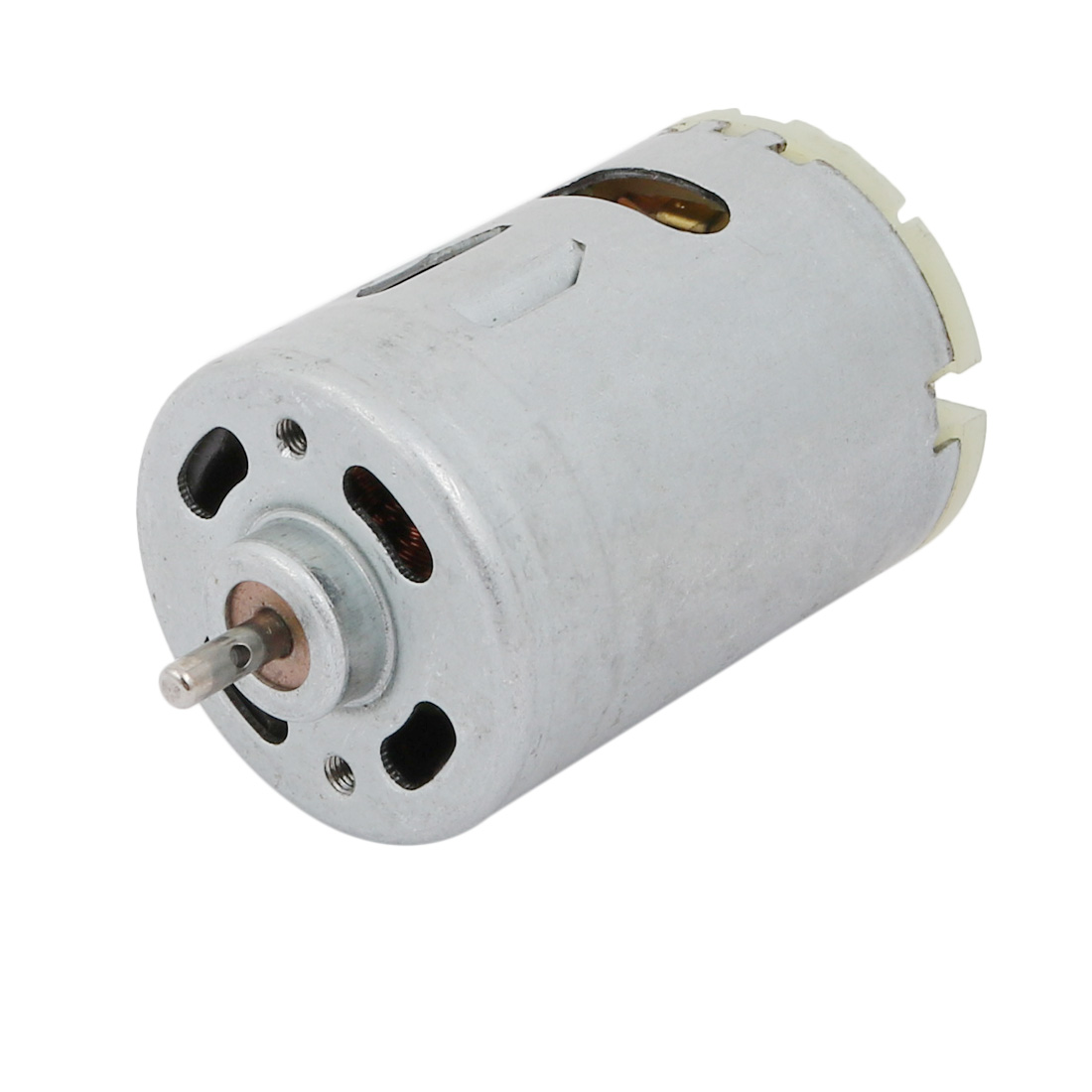 R545 DC12-24V 6000-13600RPM 3.2mm Dia Shaft DC Motor for DIY Electric Projects