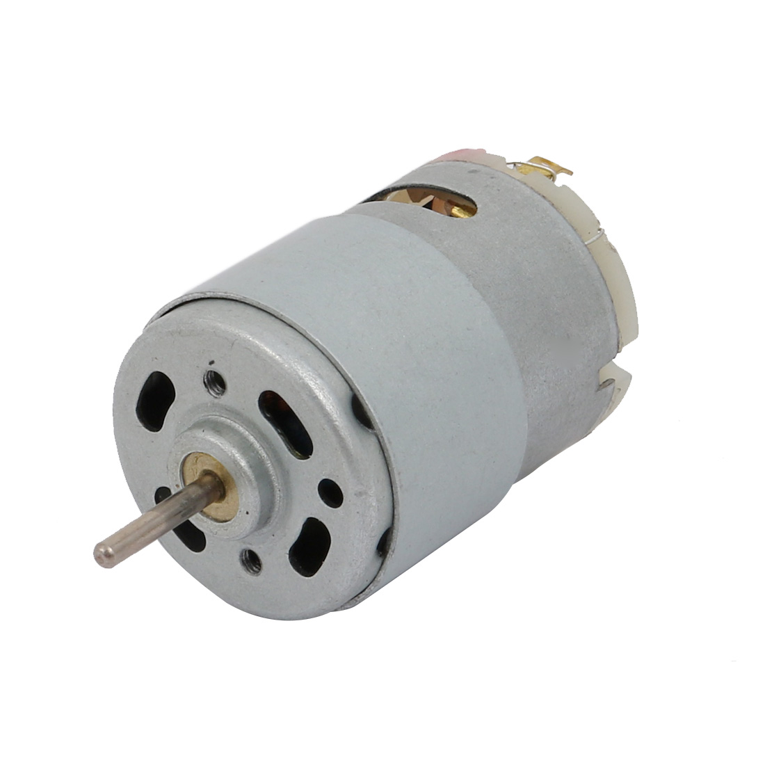 DC12V 6500RPM 2.3mm Dia Shaft Brushed DC Electric Motor for RC Model Toy