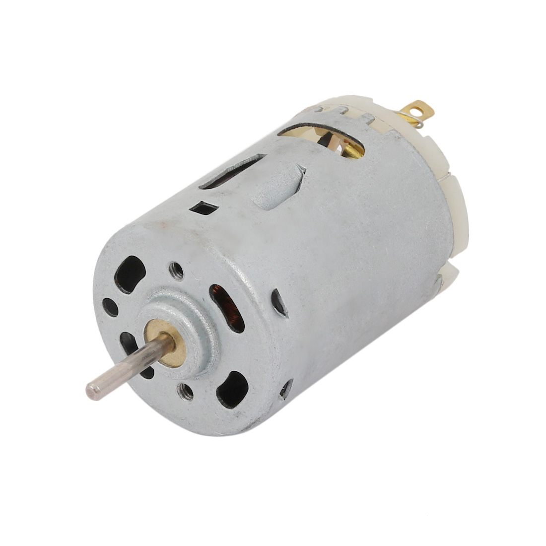 DC12V 6500RPM Cylinder Magnetic Electric Micro DC Motor R385 for RC Model Toy