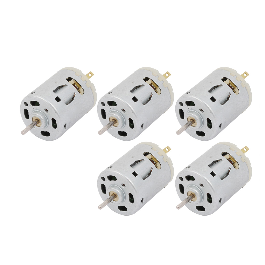 5pcs DC36V 35000RPM High Speed Electric Micro DC Motor R365 for RC Model Toy