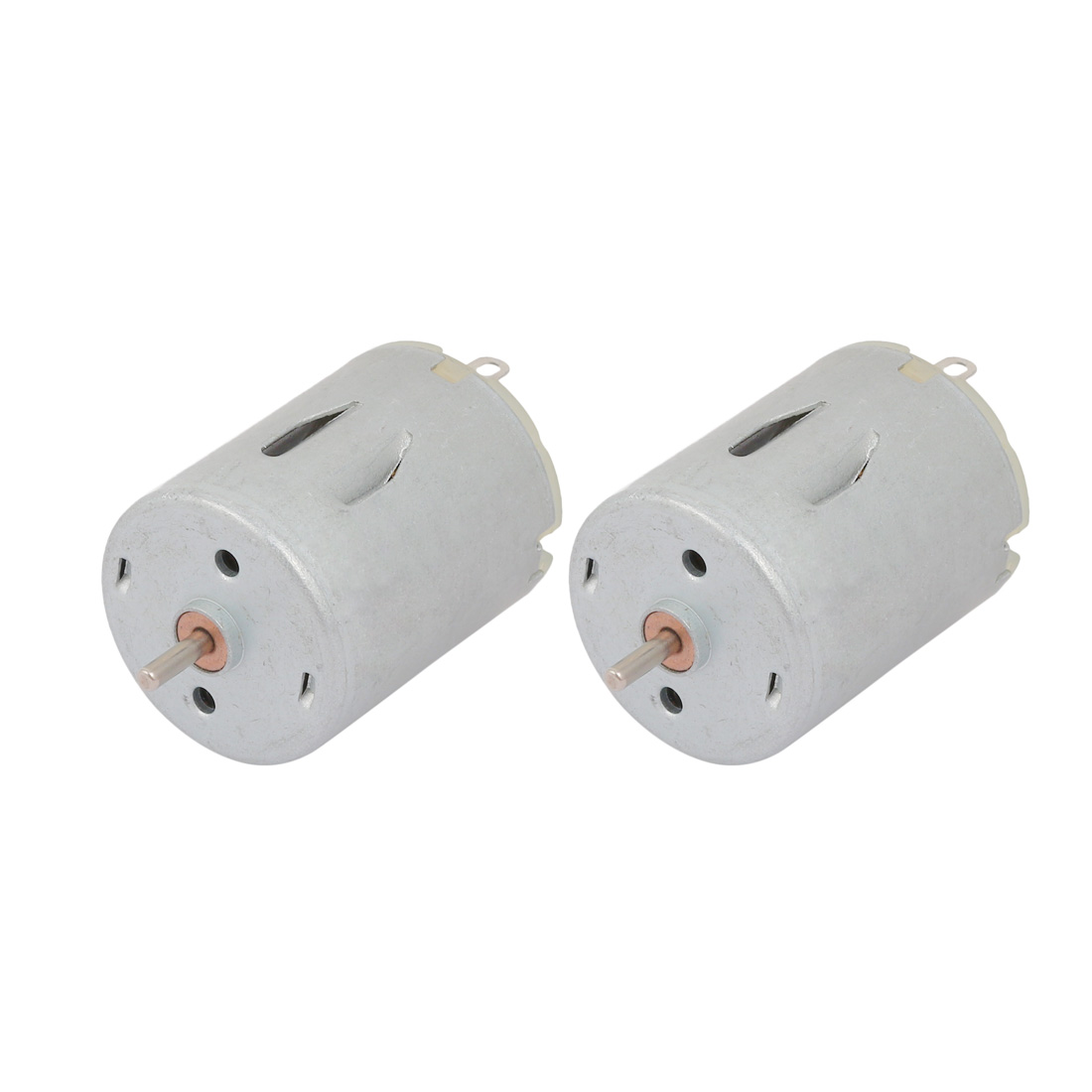 2pcs DC12V 22000RPM Strong Magnetic Brushed Micro DC Motor R280 for RC Model