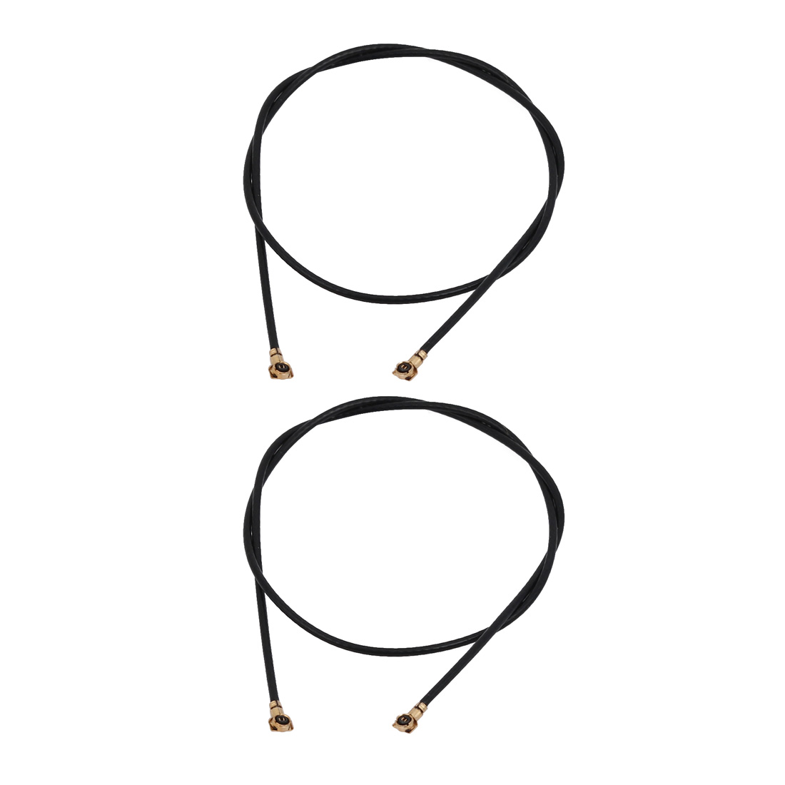 2Pcs Pigtail Antenna Cable IPEX to IPEX Connector Extension Cable 20cm Long