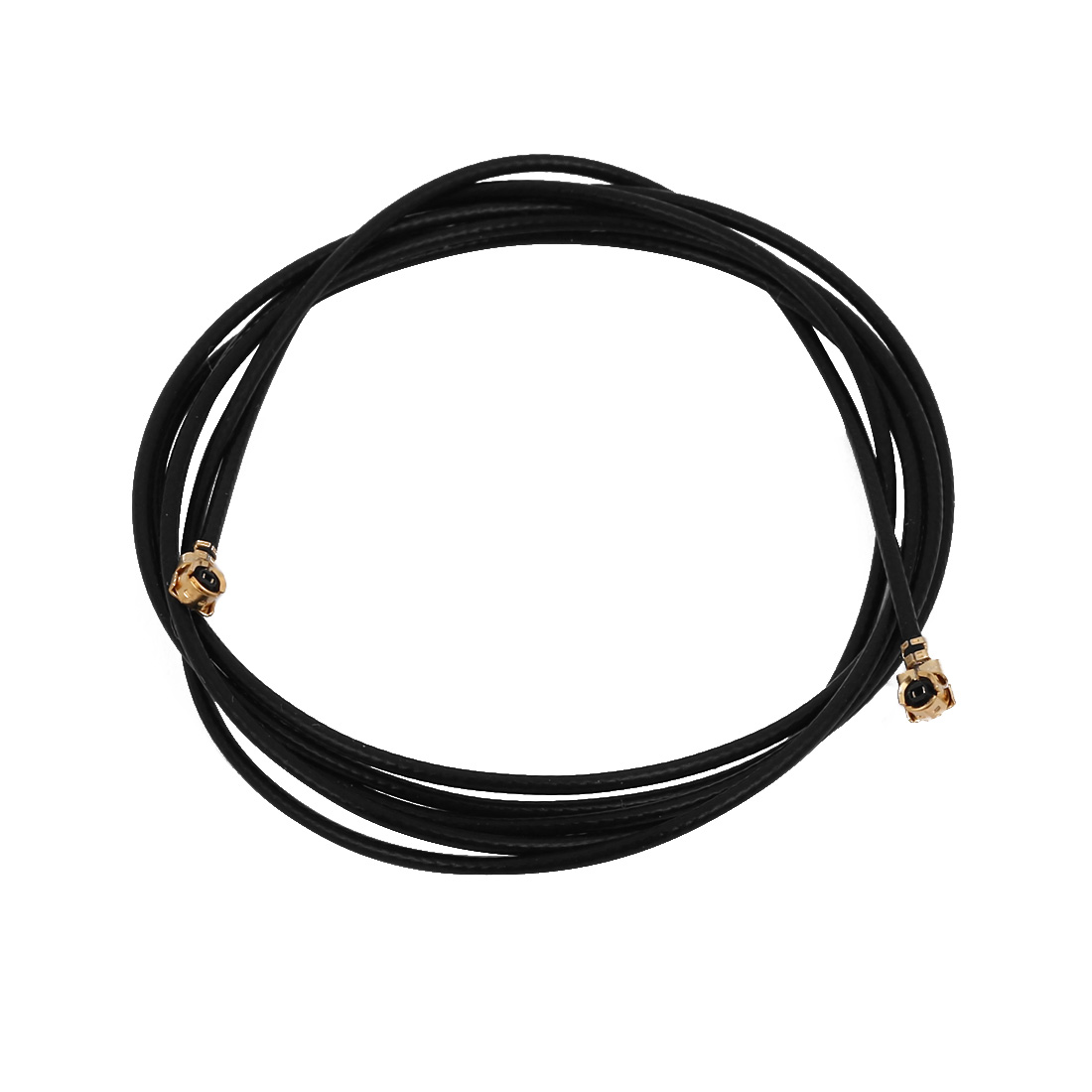 RF1.13 IPEX 1.0 to IPEX 1.0 Antenna WiFi Pigtail Cable 80cm Length for Router