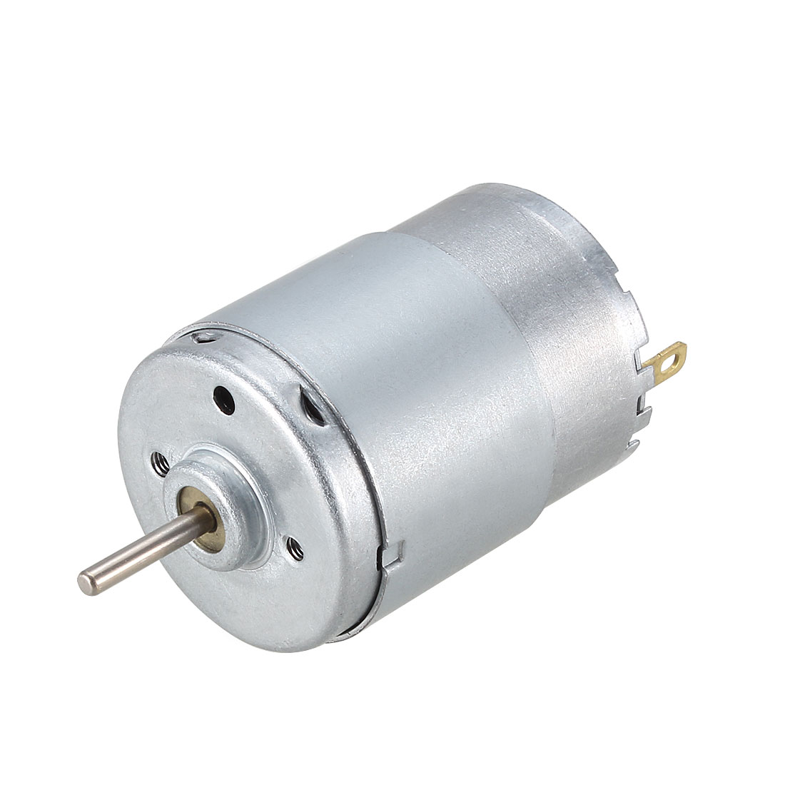 Small Motor DC 24V 7600RPM High Speed Motor for DIY Hobby Toy Car Remote Control